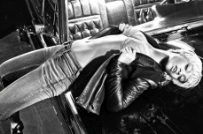 Rihanna Sexy Armani Photo Shoot Fall Winter 2011 - 002