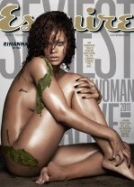 Rihanna Esquire's Sexiest Woman Alive 2011 Photos - 001