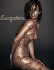 Rihanna Esquire's Sexiest Woman Alive 2011 Photos - 002