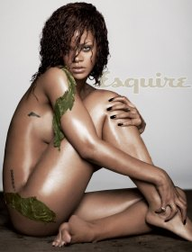 Rihanna Esquire's Sexiest Woman Alive 2011 Photos - 007