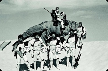 Star Wars Rare Behind the Scenes 07