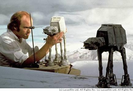 Star Wars Rare Behind the Scenes 10