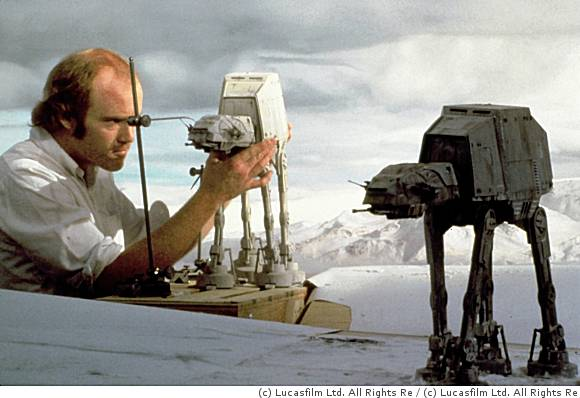 Star Wars Rare Behind the Scenes 10