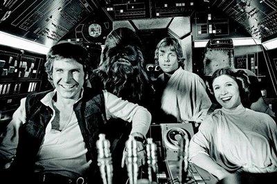 Star Wars Rare Behind the Scenes 11