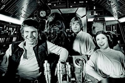 Star Wars Rare Behind the Scenes 11