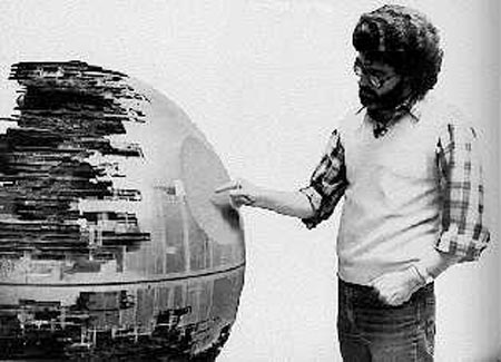 Star Wars Rare Behind the Scenes 13