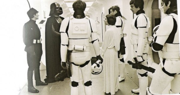 Star Wars Rare Behind the Scenes 17