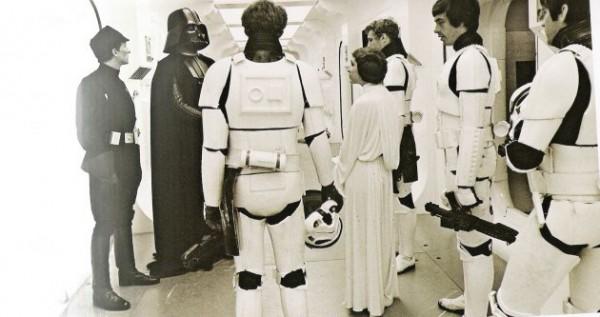 Star Wars Rare Behind the Scenes 17
