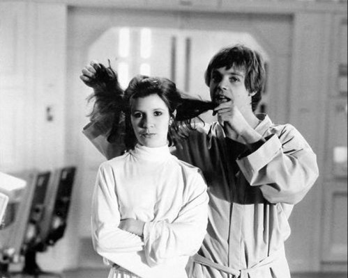 Star Wars Rare Behind the Scenes 18