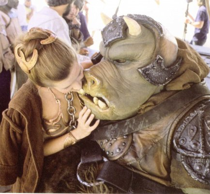 Star Wars Rare Behind the Scenes 19