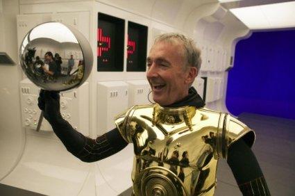 Star Wars Rare Behind the Scenes 20