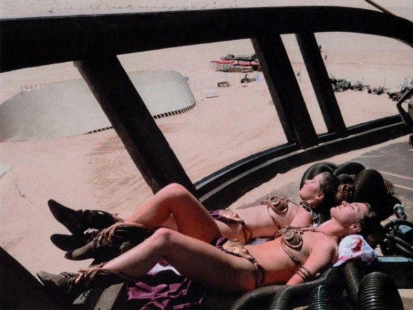 Star Wars Rare Behind the Scenes 21