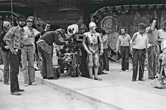 Star Wars Rare Behind the Scenes 22
