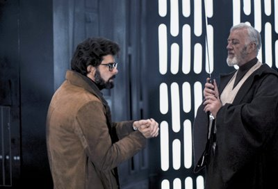 Star Wars Rare Behind the Scenes 23