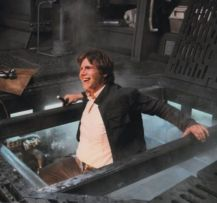 Star Wars Rare Behind the Scenes 25