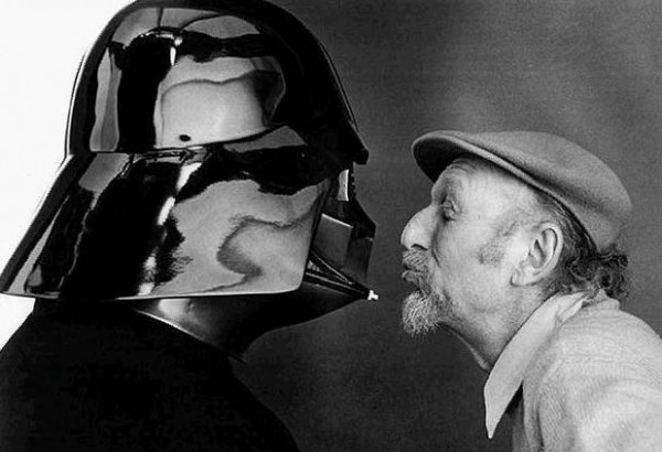 Star Wars Rare Behind the Scenes 26
