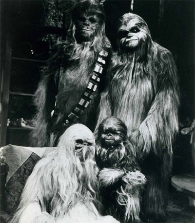 Star Wars Rare Behind the Scenes 28