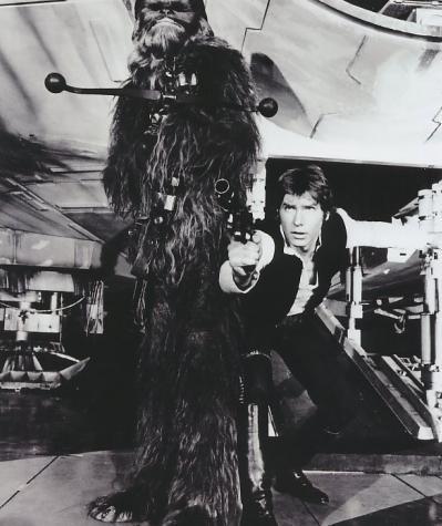Star Wars Rare Behind the Scenes 29