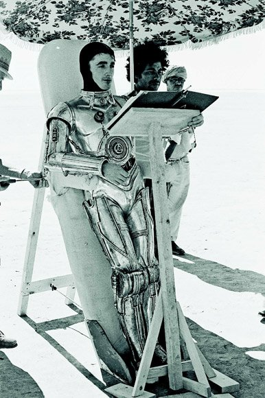 Star Wars Rare Behind the Scenes 32