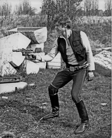 Star Wars Rare Behind the Scenes 33