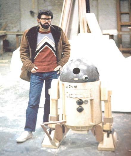 Star Wars Rare Behind the Scenes 34