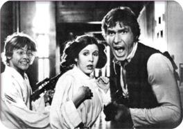 Star Wars Rare Behind the Scenes 39