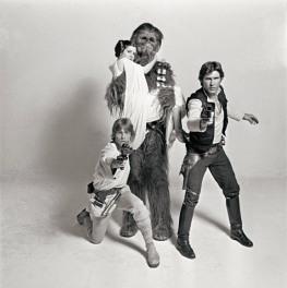 Star Wars Rare Behind the Scenes 42