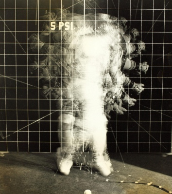 NASA Space Suits Art 002