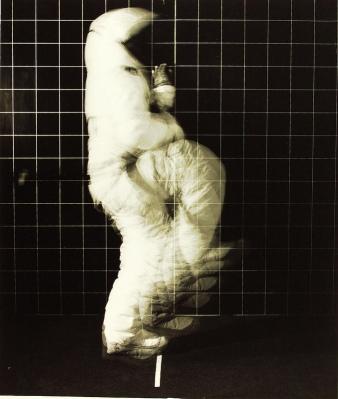 NASA Space Suits Art 003