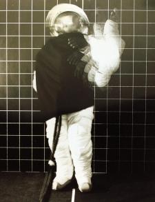 NASA Space Suits Art 005