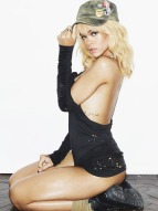 Rihanna Goes Topless in Sexy Esquire July 2012 Photoshoot Photos Large Hi Res - 008