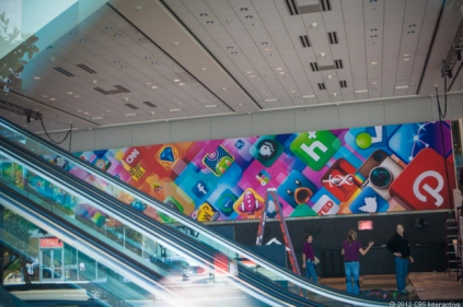 apple WWDC 2012 Setup 005