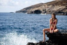 Behind The Scenes of Surfing Magazine's Swimsuit Calendar Shoot 006