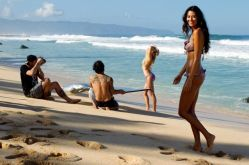 Behind The Scenes of Surfing Magazine's Swimsuit Calendar Shoot 009