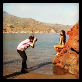 Behind The Scenes of Surfing Magazine's Swimsuit Calendar Shoot 026