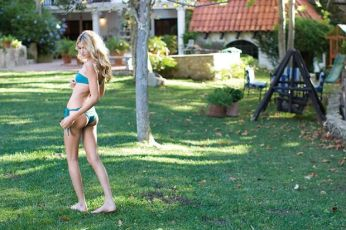 Behind The Scenes of Surfing Magazine's Swimsuit Calendar Shoot 037