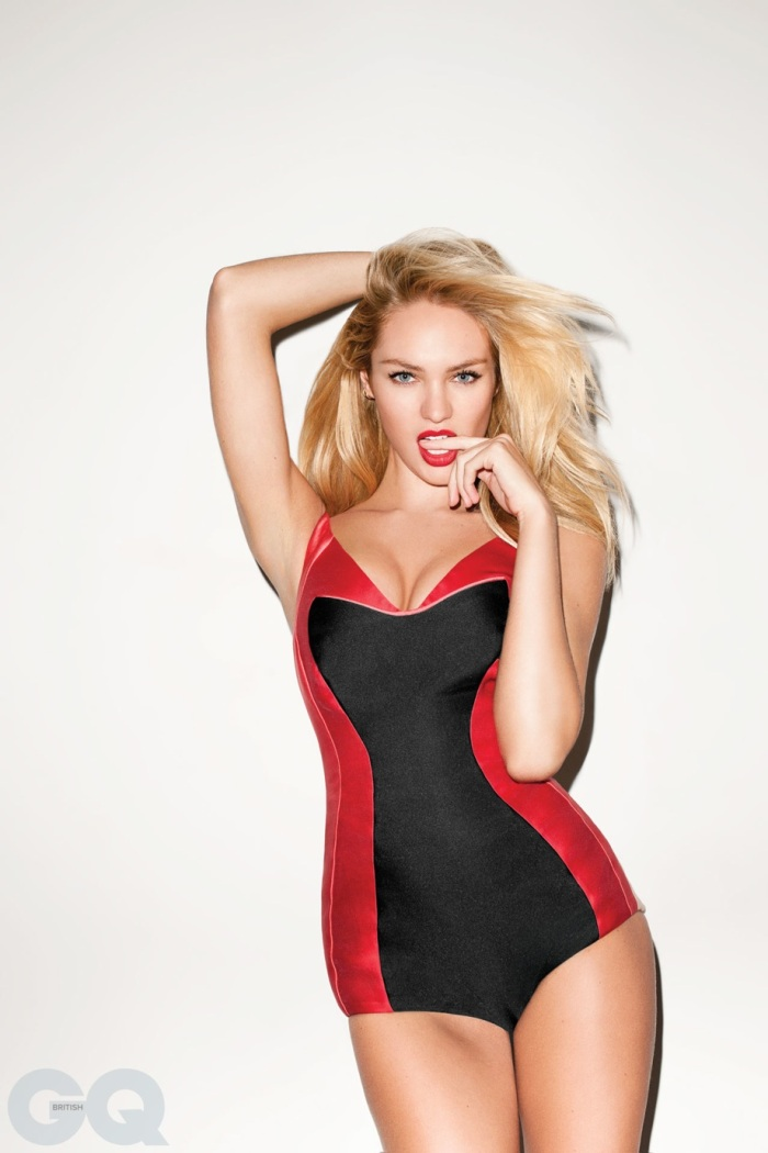 Candice Swanepoel GQ Outtakes 05