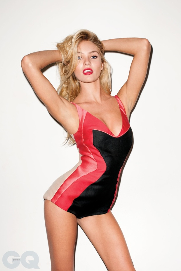 Candice Swanepoel GQ Outtakes 06