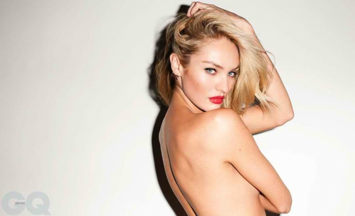 Candice Swanepoel GQ Outtakes 11