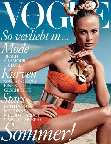 Carolyn Murphy Vogue Germany June 2012 12
