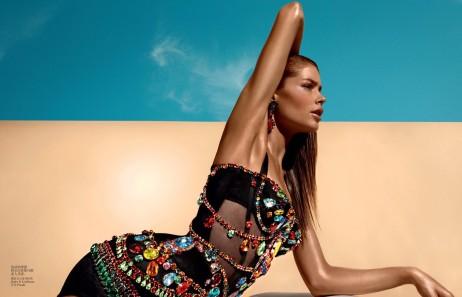 Doutzen Kroes For Vogue Magazine June 2012 007