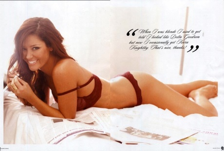 Erin McNaught Does Nude Maxim Shoot For 30th Birthday 012
