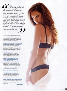 Erin McNaught Does Nude Maxim Shoot For 30th Birthday 013