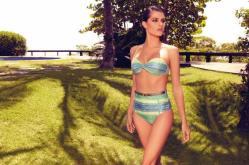 Isabeli Fontana Morena Rosa Swimwear Photoshoot 010