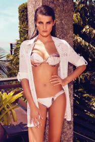 Isabeli Fontana Morena Rosa Swimwear Photoshoot 015