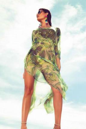 Isabeli Fontana Morena Rosa Swimwear Photoshoot 016