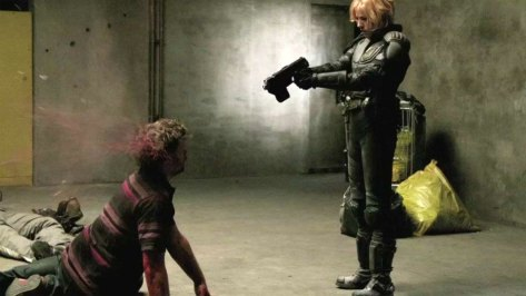 Judge Dredd Movie Photos 01