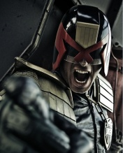 Judge Dredd Movie Photos 02