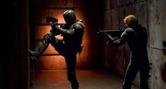 Judge Dredd Movie Photos 05