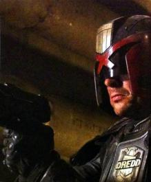 Judge Dredd Movie Photos 10